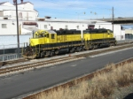 Oldies but goodies: 1804 and 2062 sit at the east end of the fuel track