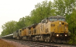 UP, CSX, Ethanol and Rain