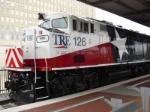 TRWX 126 At Fort Worth T&P