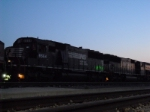 NS 6564 and an Unknown NS SD70 Amongst the Power Move