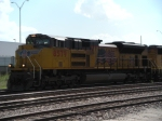 UP 8579 w/ Miller Turn @ Fort Worth T&P Station