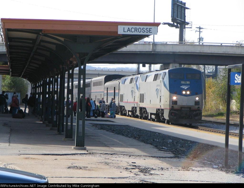 Amtrak 2005 LaCrosse