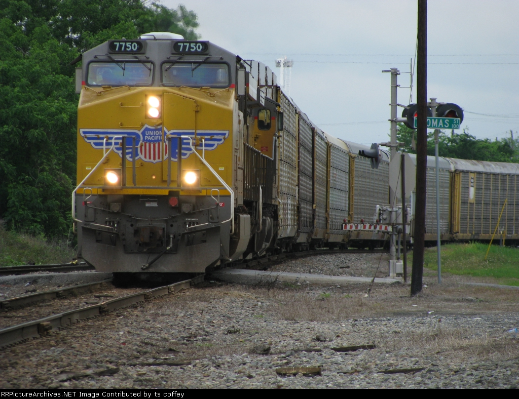 Union Pacific 7750