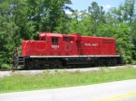 Georgia Florida Railnet 5001