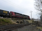 BBRR arrives back at Staunton from Clifton Forge