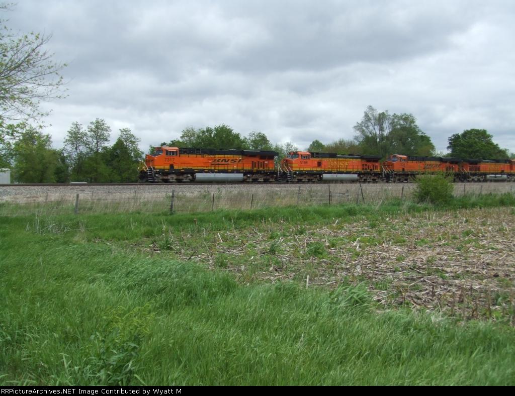 BNSF 7317
