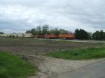 BNSF 4117