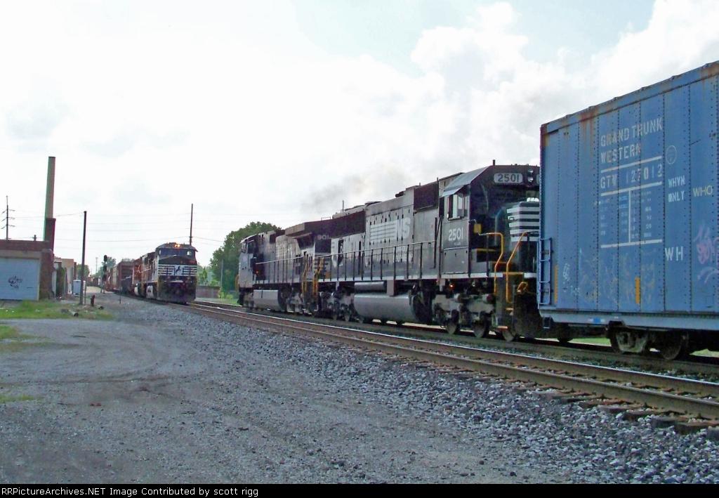 NS 9014 & NS 9897