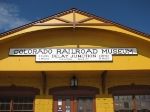 Colorado Railroad Museum Depot