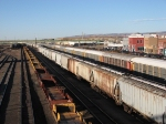 Various Rolling stock in Laramie Yard