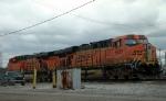 BNSF 5907