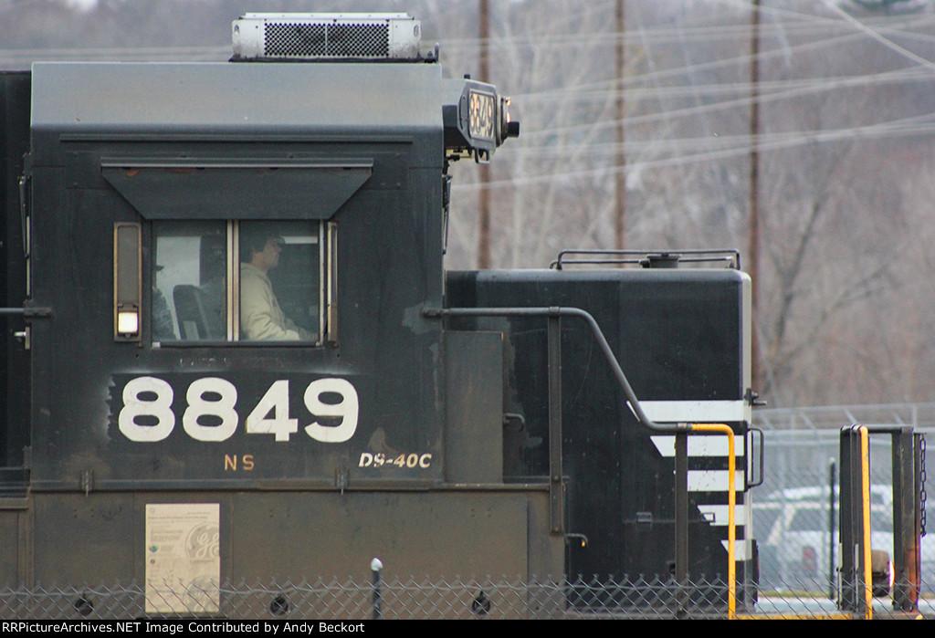 NS 8849