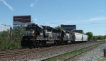 NS 4609 Headed to NS Yard