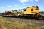 Ohio rail crane