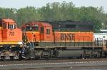 BNSF 6812 DIC