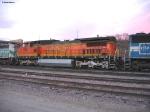 BNSF 866