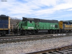 Roster of BNSF 1489
