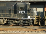 NS GE C39-8E 8677
