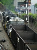 NS GE ES40DC's 7707 & 7711