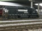 NS EMD GP38-2 5523