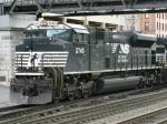 NS EMD SD70M-2 2745