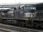 NS GE C40-9W 9434