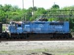 Conrail EMD SDP45 6670