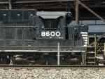 NS GE C39-8 8600