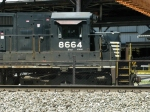 NS GE C39-8E 8664