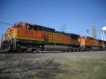 BNSF 4734