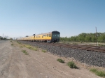 End observation car as part of SSAEP into El Paso at 4:16pm