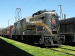 Pennsylvania Railroad GG1 4919