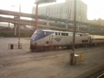 7:13 A.M.-Kansas City Mule