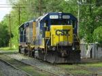 CSXT EMD GP38-2 2754 & EMD GP40-2 6076