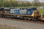 CSX 79 on CSX Q123-30