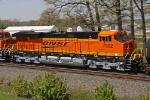 BNSF 7852 on CSX Q393-29