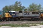 CSX 8569 on CSX Q386-29