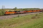 BNSF 5358 on CSX Q393-04