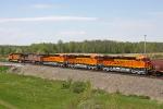 BNSF 7856 on CSX Q393-04
