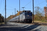 Amtrak train 20(29)