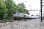 Amtrak 937 at Gunpow interlocking