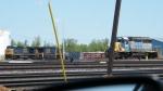 CSX Frontier Yard