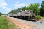 SAN 1500 coming back from the North End of the line PULLING HARD!