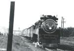 Freedom Train on the Milwaukee