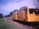 Rail Detector 802