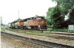 BNSF GP60 122