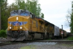 UP 7894 heads for the Wabash