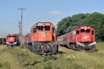ALL 4396 (G22U), 4363 (G22U) and 4615 (GT22CUM) Curitiba March 2010