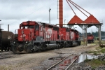 ALL 9450 (SD40-2 ex CP 5850)