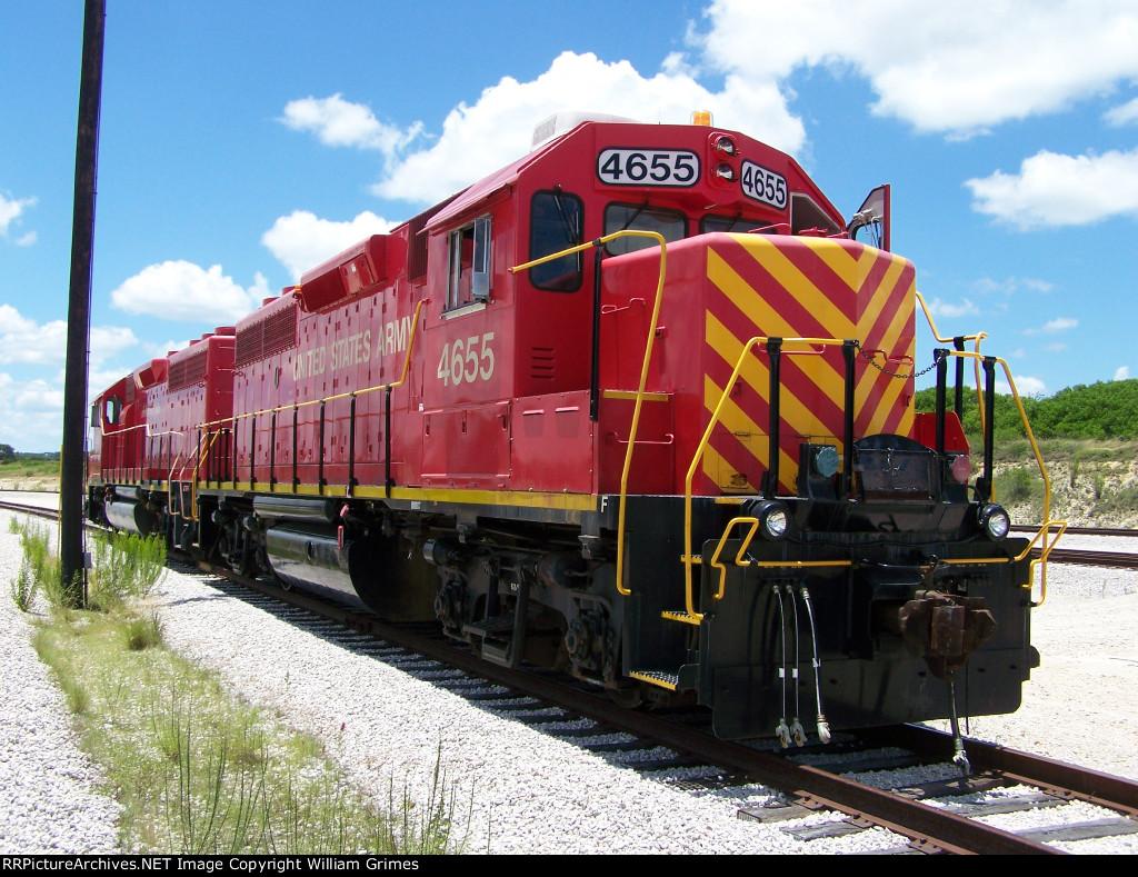 USAX 4655 (GP40)